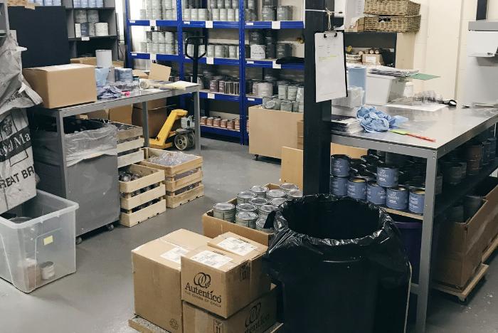Commercial Business unit Workspace