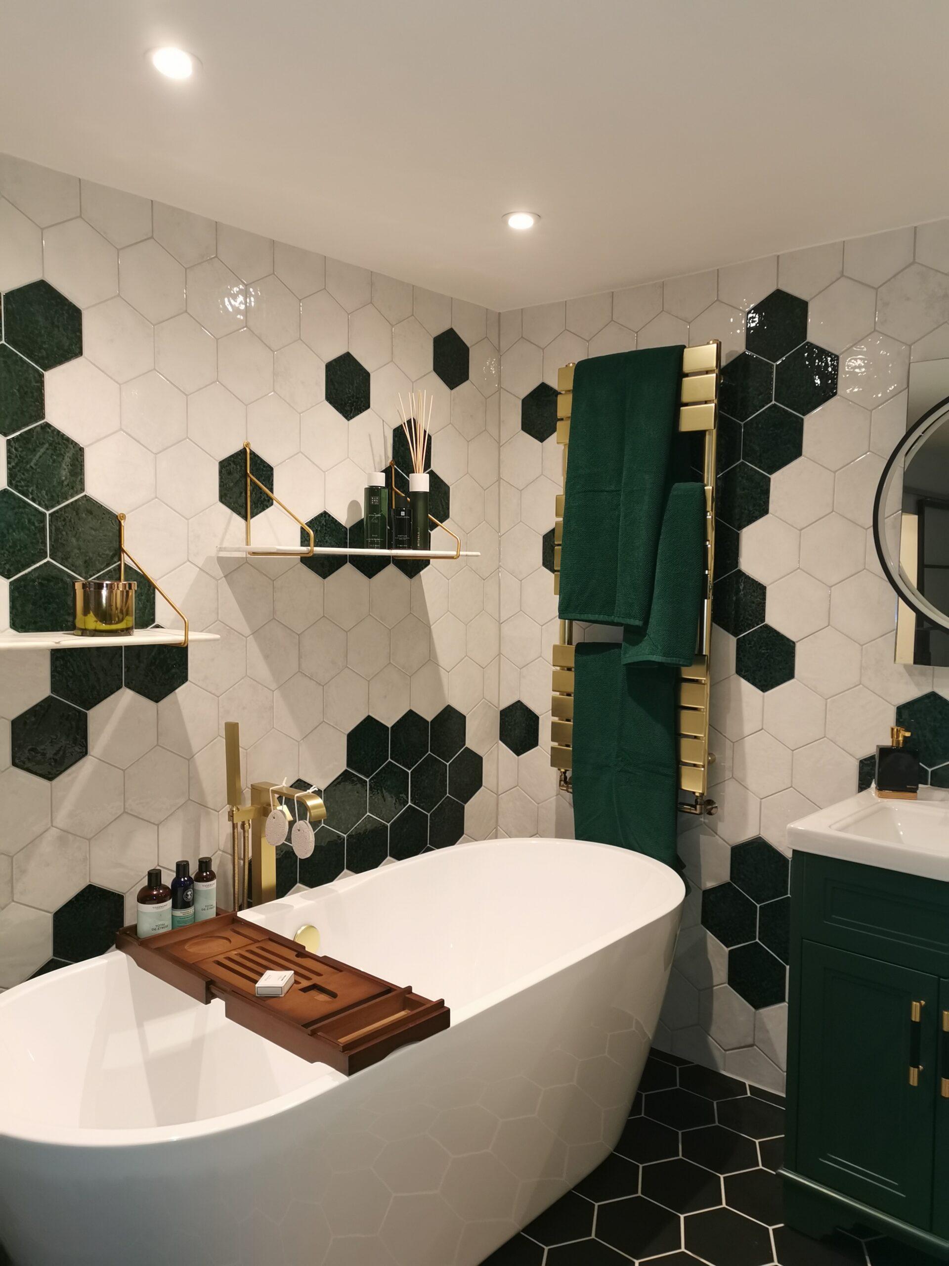 Sheridan Rd Rayleigh Ann Cope Interior Design Ensuite